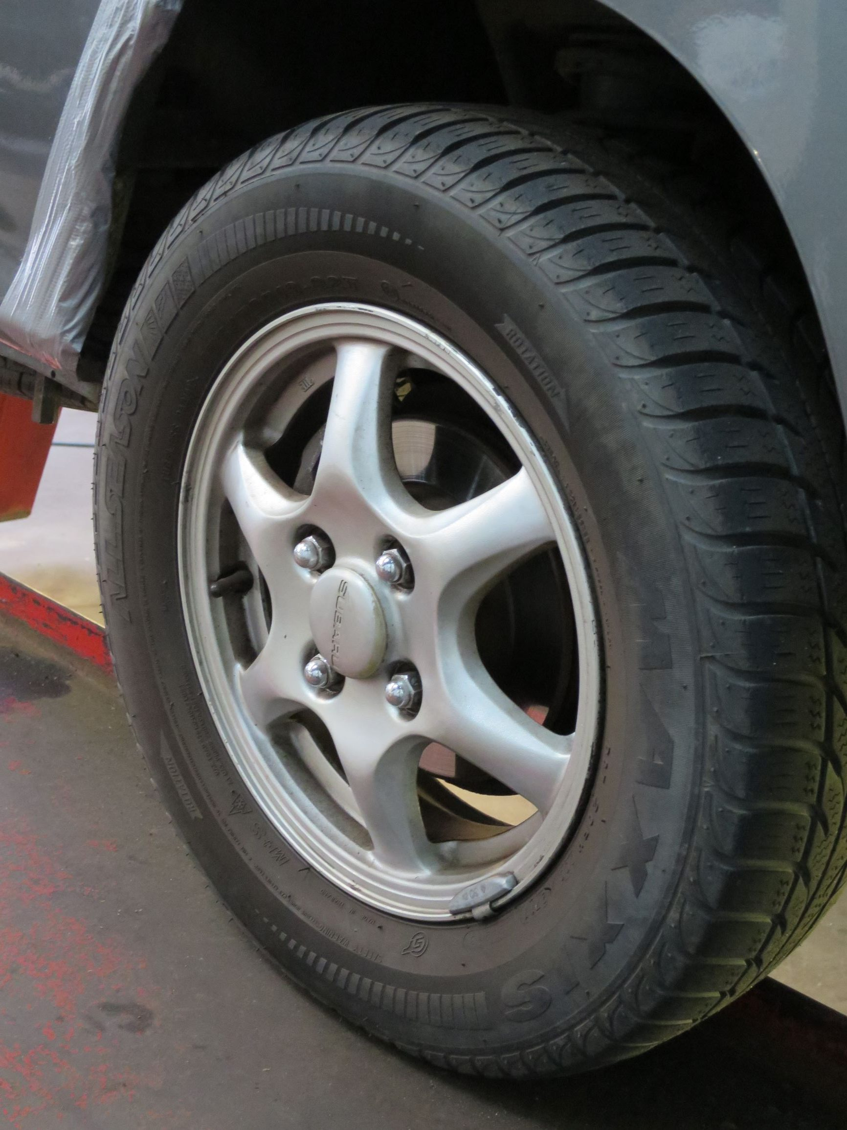 2. Oude Maxxis